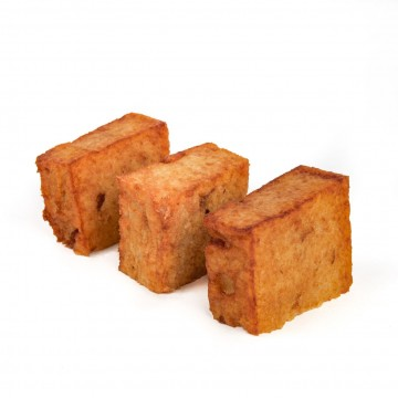 Fried Yam cake per pc